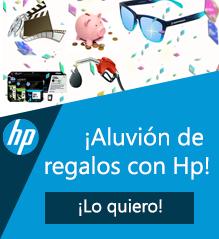 HP regalos